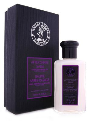 Castle Forbes Lavender Essential Oil After Shave Balm 125ml