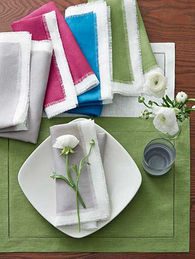 Table Linen Care