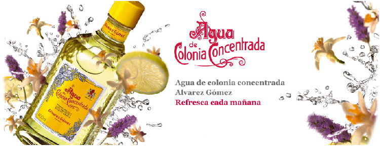 Agua De Colonia Concentrada by Alvarez Gomez Madrid Spain