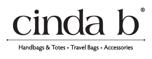 Cinda b's Luxury Fashion Forward Handbags, Totes, Travel Bags & Accessories